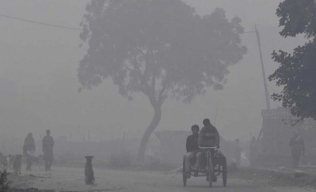 Fog in New DELHI